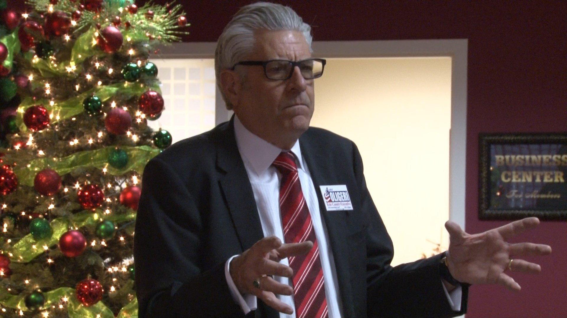 Republican Erie County Executive Candidate, Art Oligeri