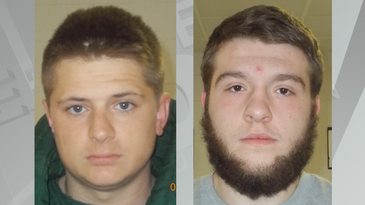Stephen Kozak and Brandon Frantz