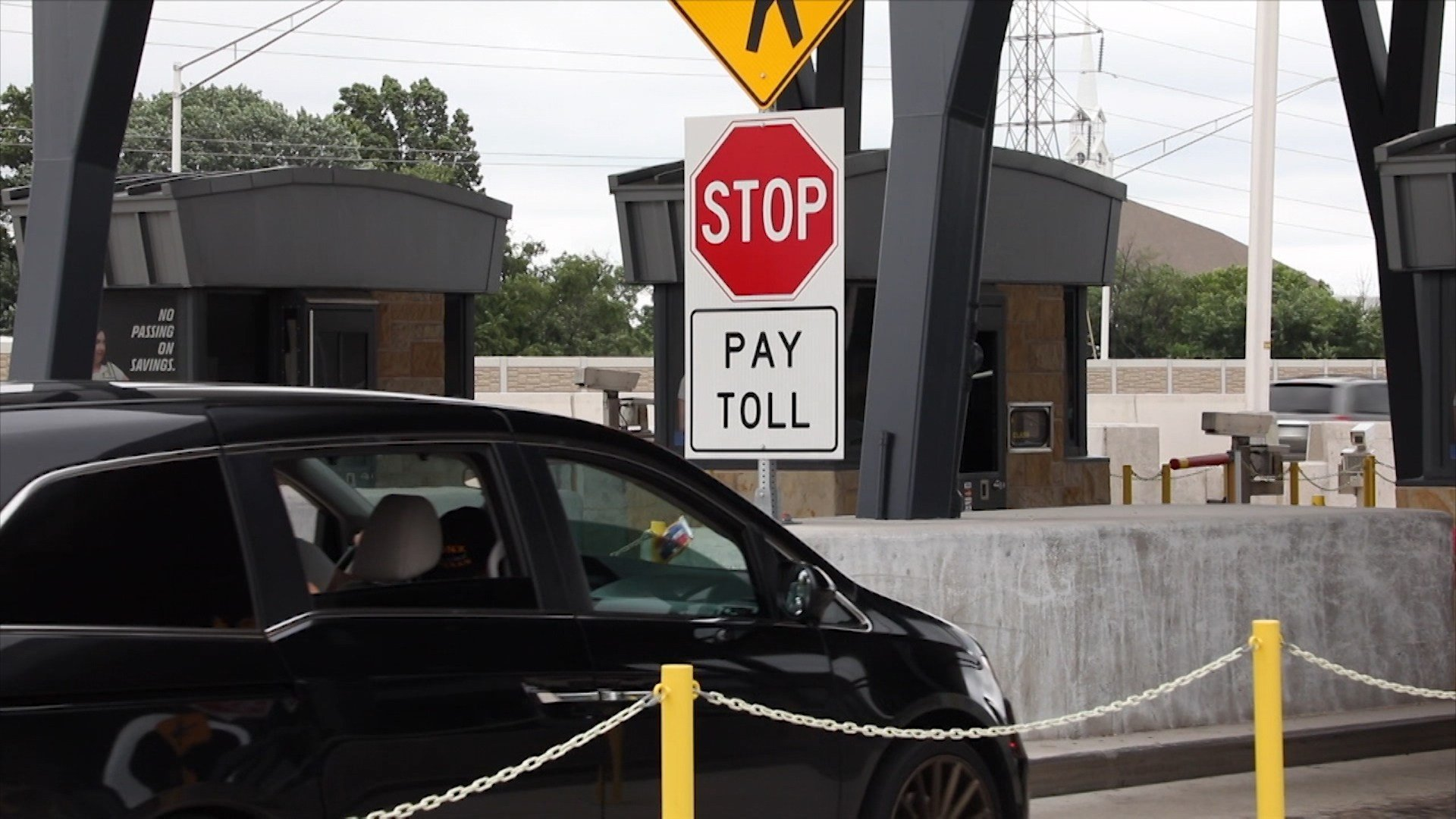 Turnpike issues warning to drivers with overdue toll violations