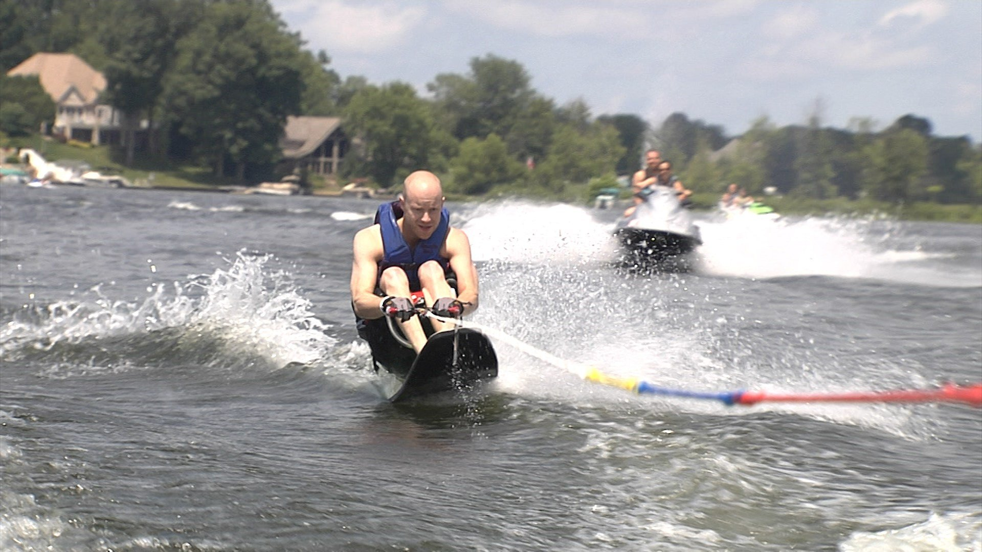 Water Ski Clinic