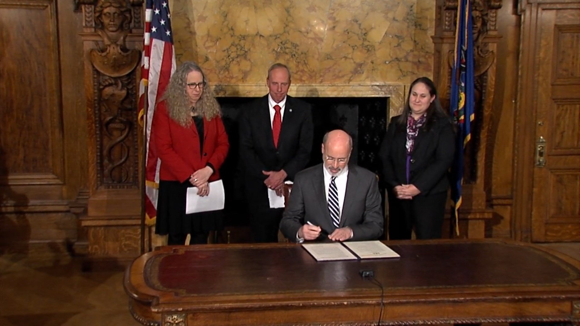 Governor Wolf Declares State of Emergency for Growing Opioid Epidemic
