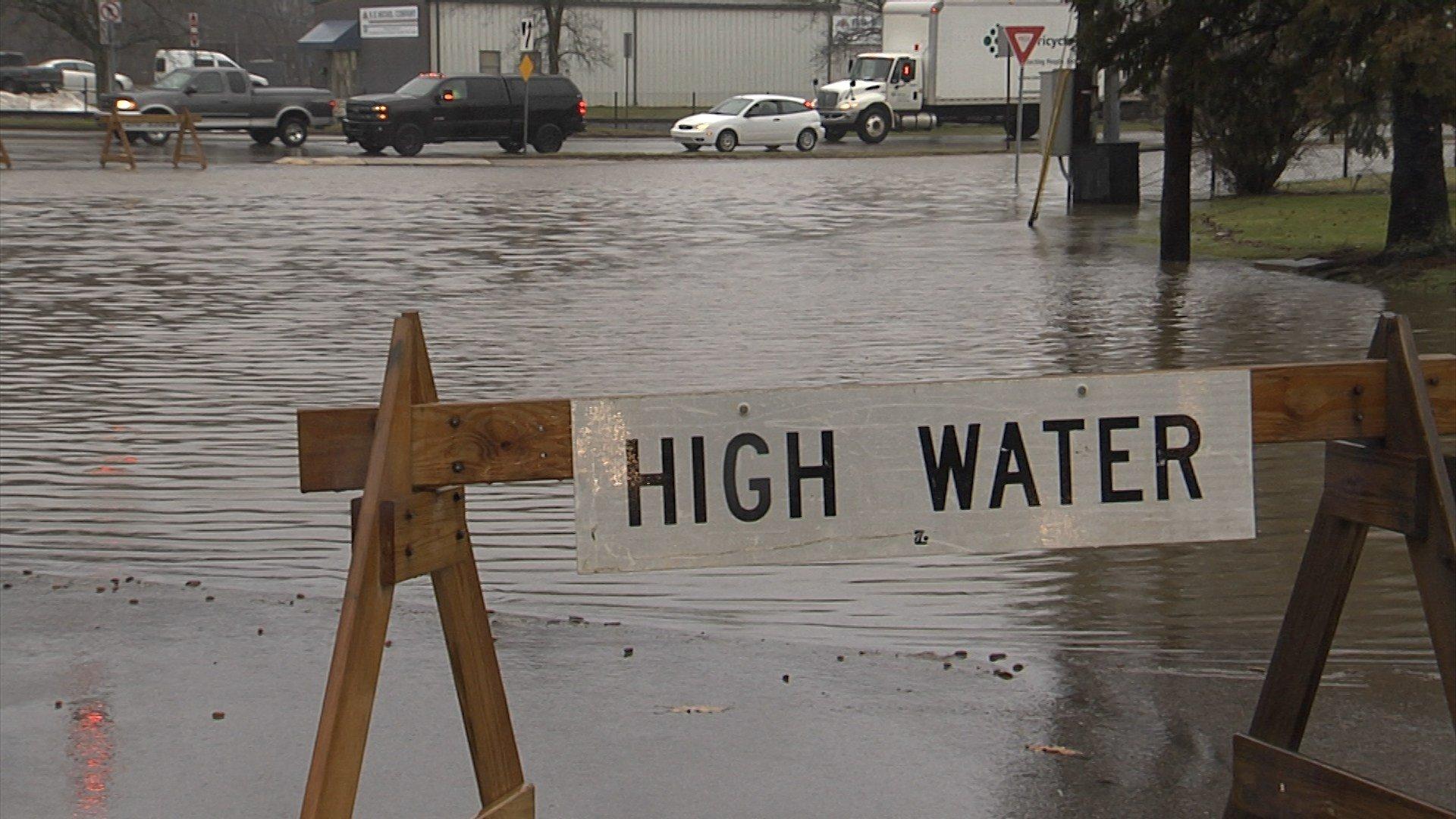 Meadville Flooding