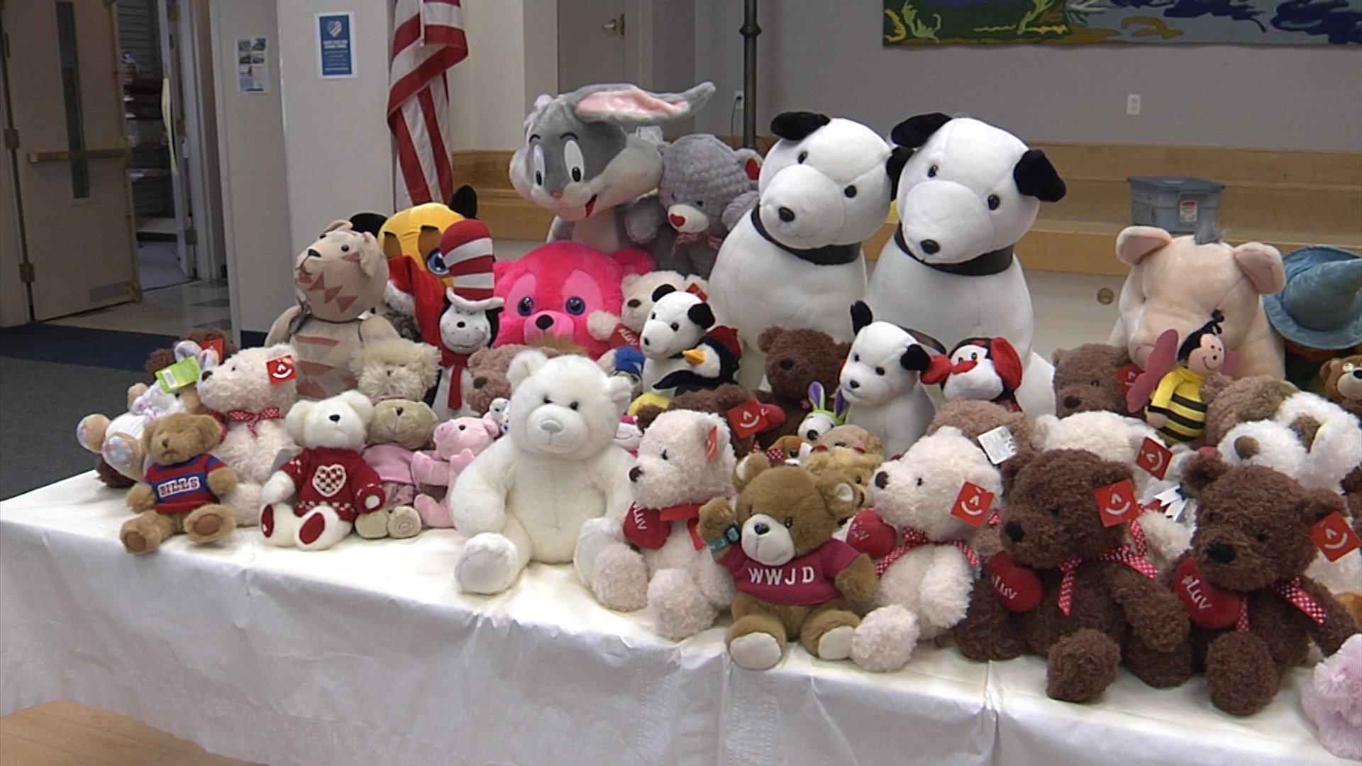 Operation Teddy Bear