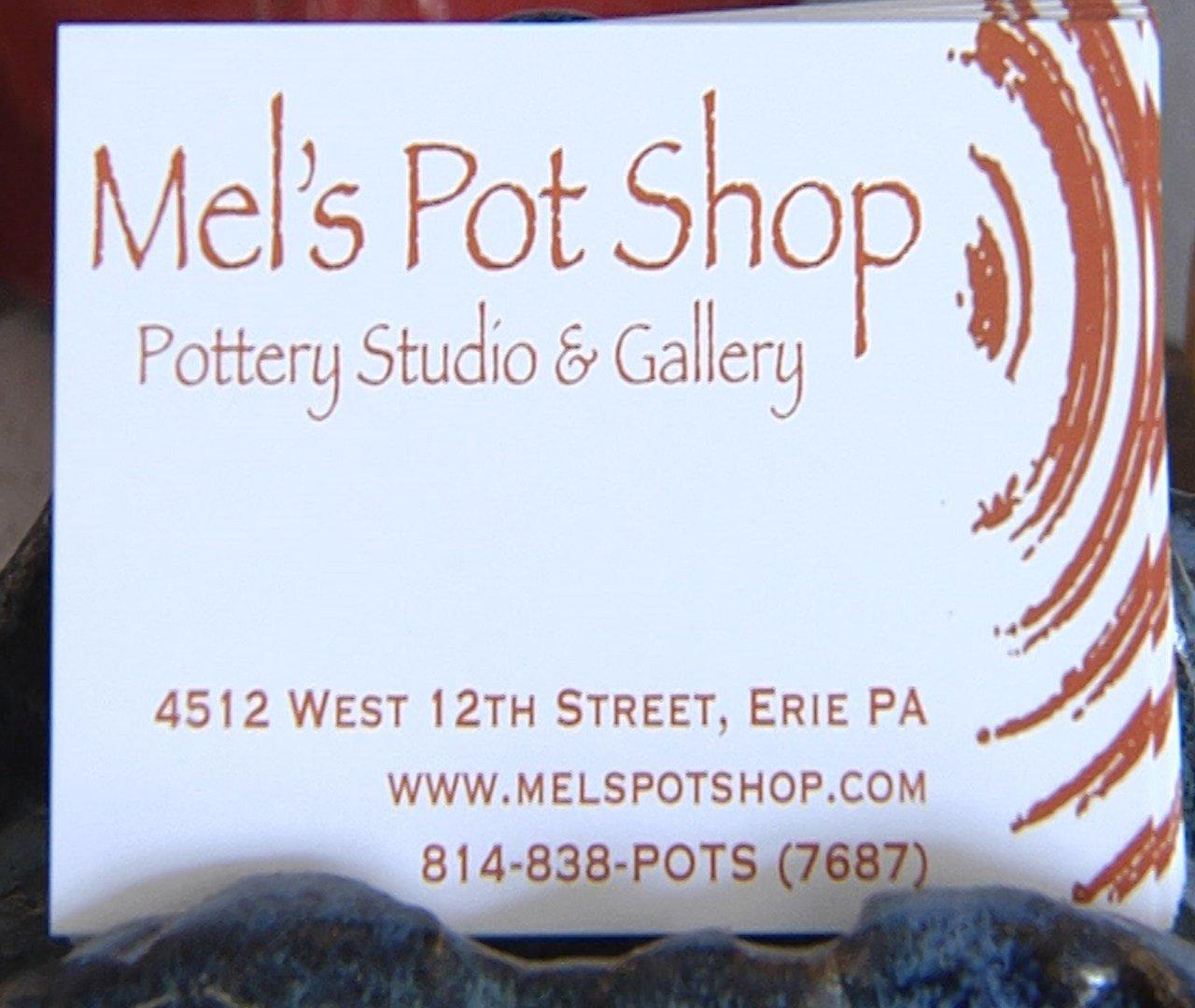 Mel's Pot Shop