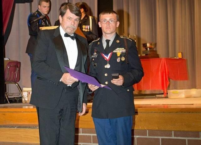 Jacob Pushinsky East High ROTC student killed by gun violence