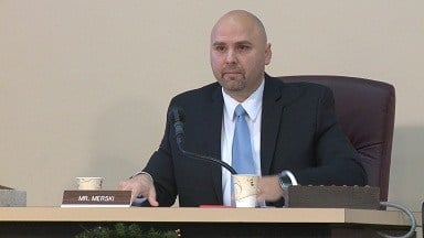 Bob Merski Named City Council President