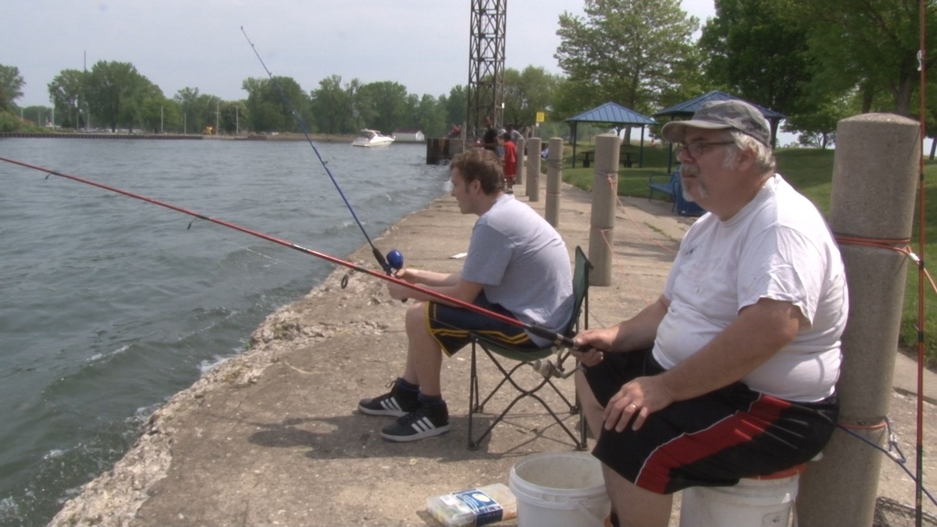 A day of free fishing in pennsylvania erie news now for Fishing in pennsylvania