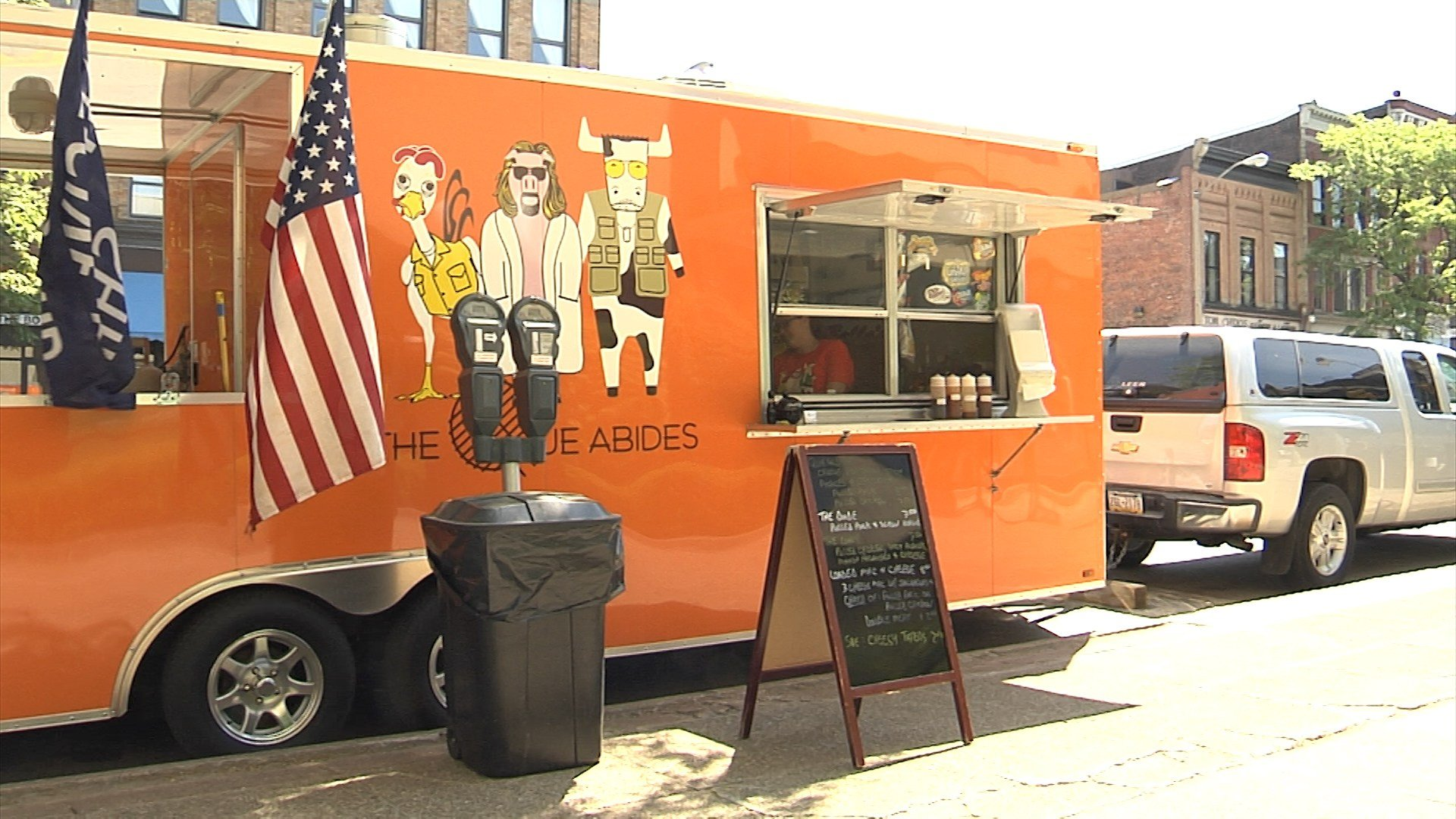 local food truck owner disappointed in roar on the shore erie news now wicu and wsee in erie pa. Black Bedroom Furniture Sets. Home Design Ideas