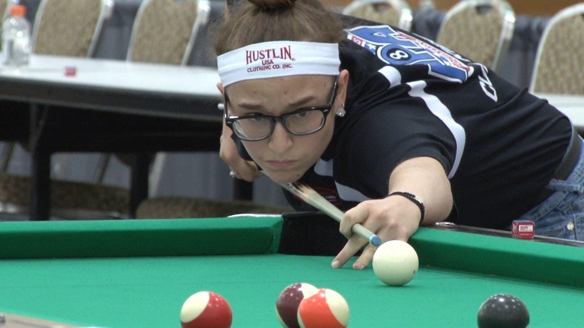 VNEA World Junior Pool Championship Wraps Up Erie News Now WICU - Pool table wraps