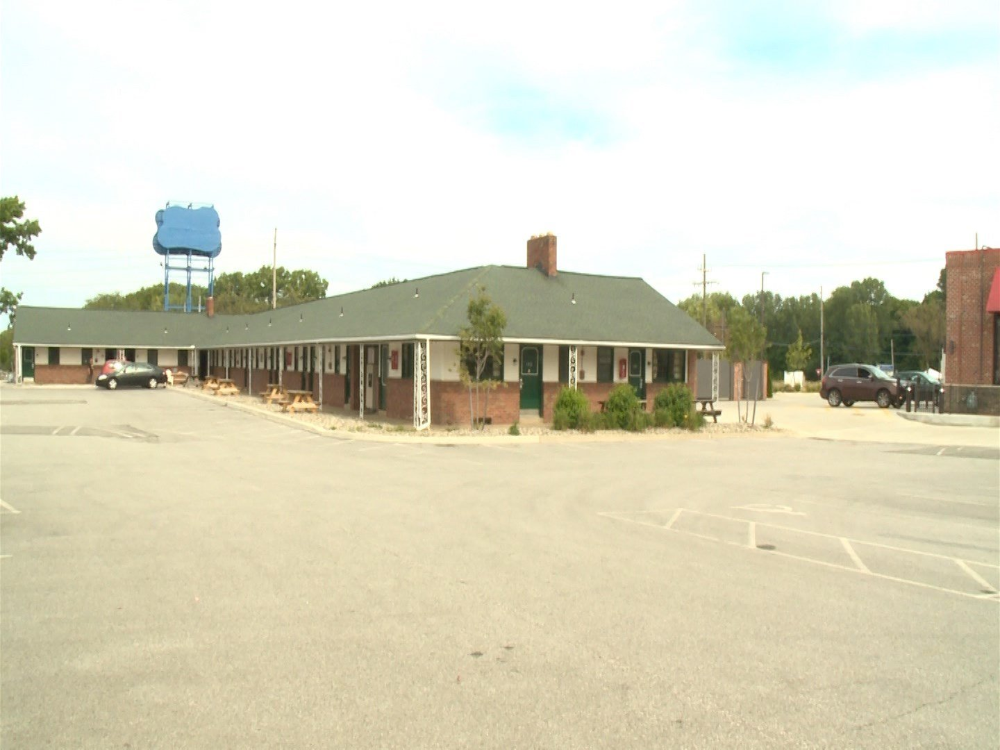 demolition permit issued for el patio motel erie news now wicu