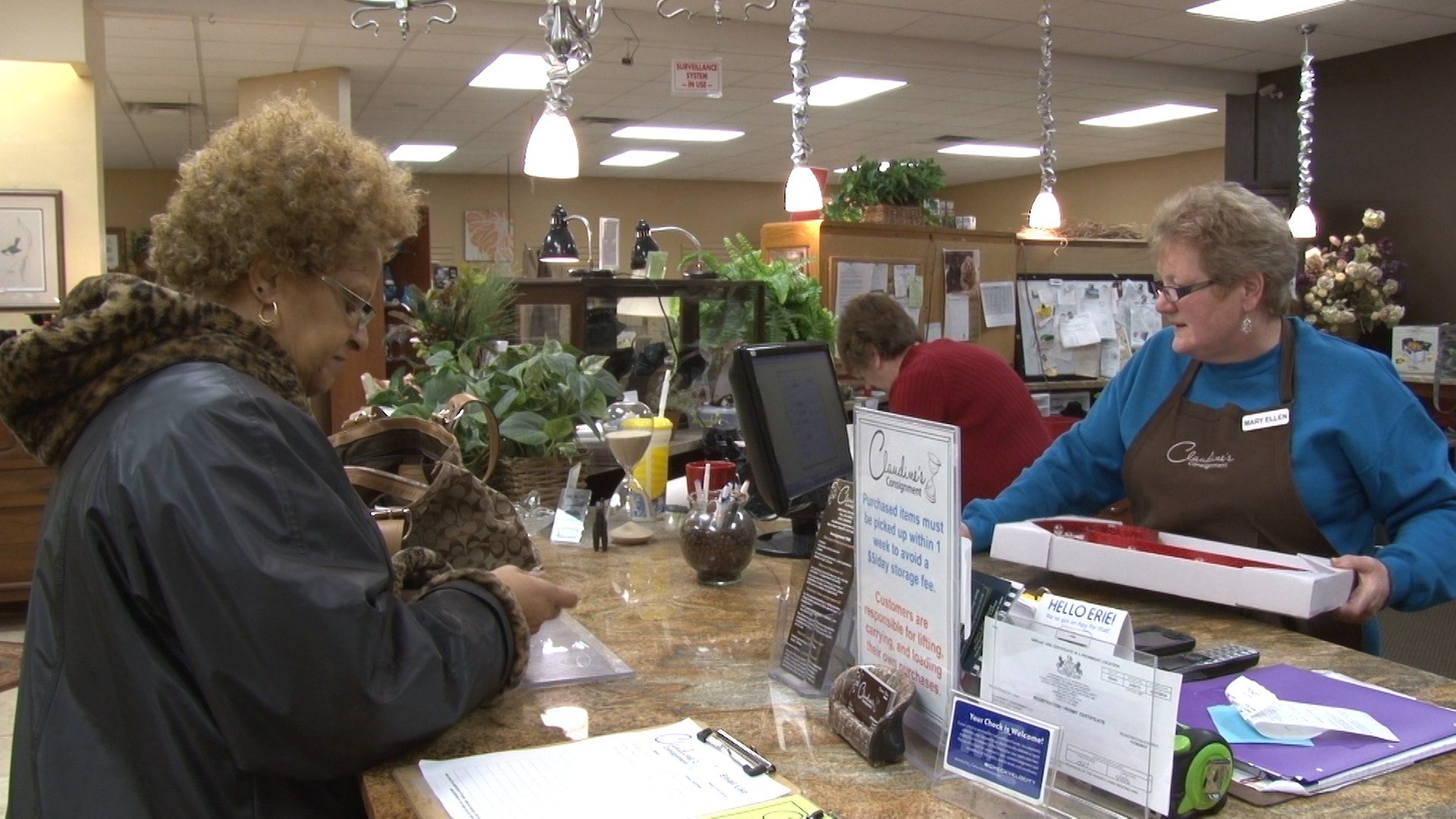 Shopping Local For Christmas Gifts: Consignment Edition - Erie News Now : WICU u0026 WSEE in Erie, PA