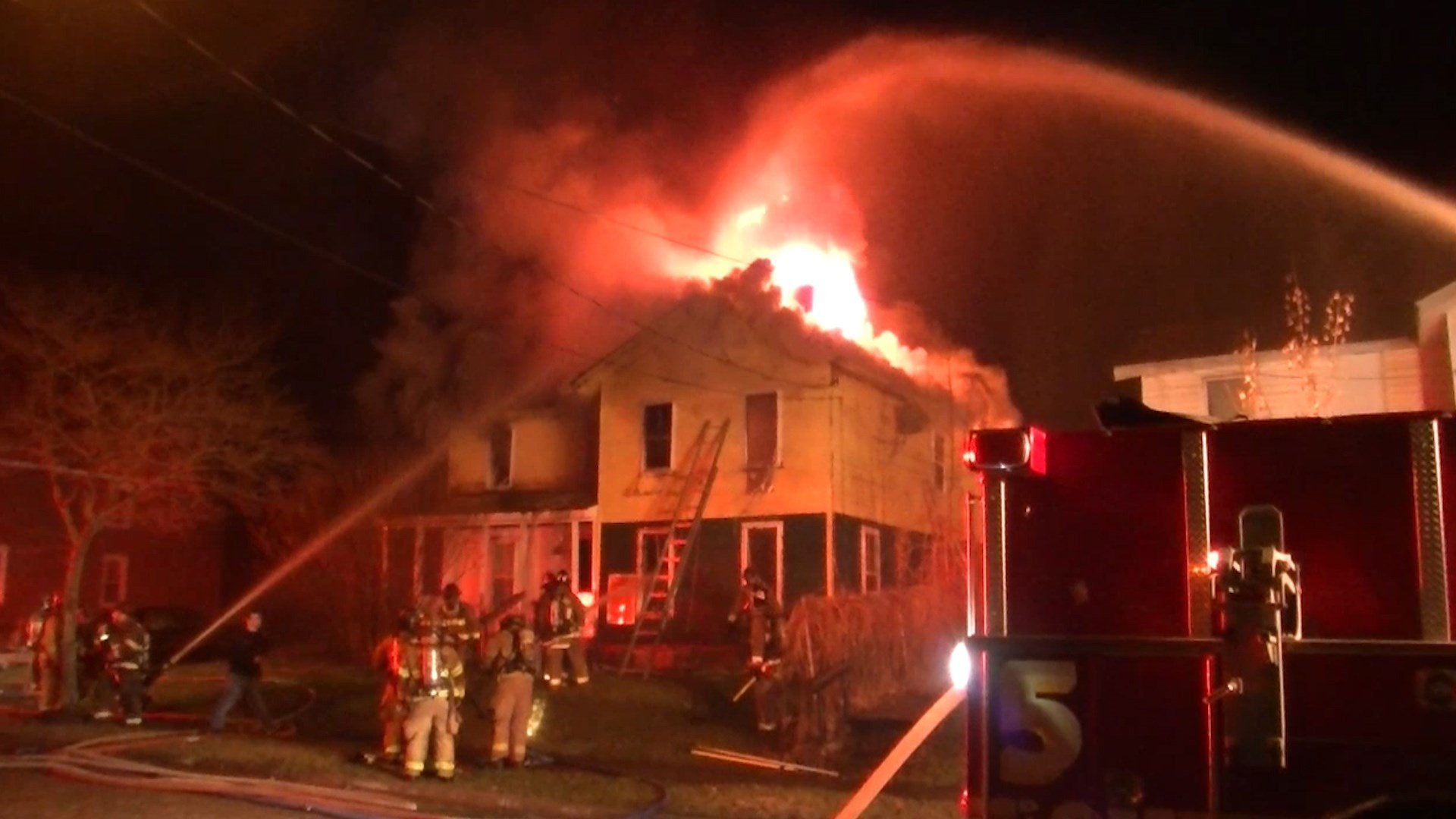 19 Year Old Charged with 12 Counts of Arson in Jamestown, New York