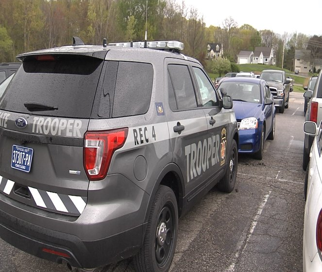 New Look For Pennsylvania State Police Cars - Erie News Now | WICU ...