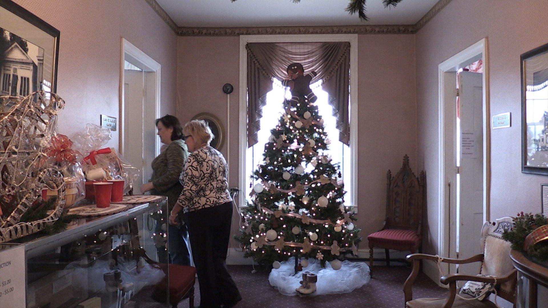 Fort Leboeuf Historical Society Hosts Colonial Christmas Celebra  Erie