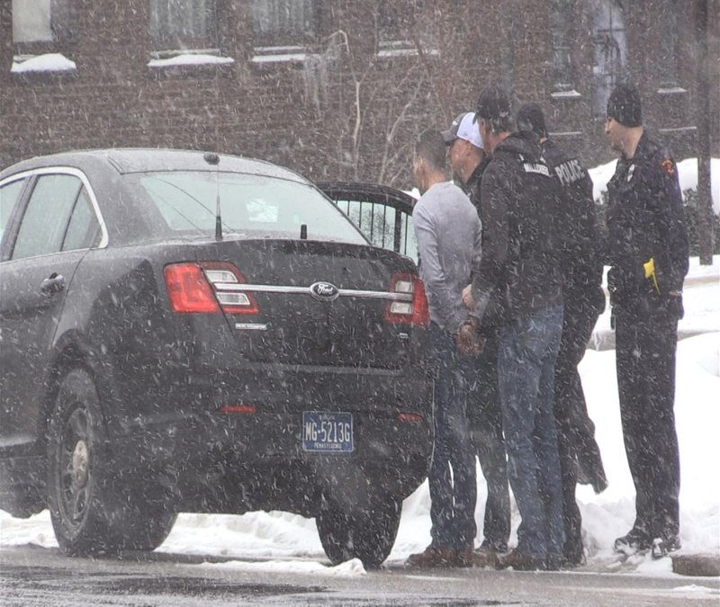 Sheridan Schools Closed Thursday As Manhunt For Suspects: Armed Suspect Arrested As Police Investigate Millcreek