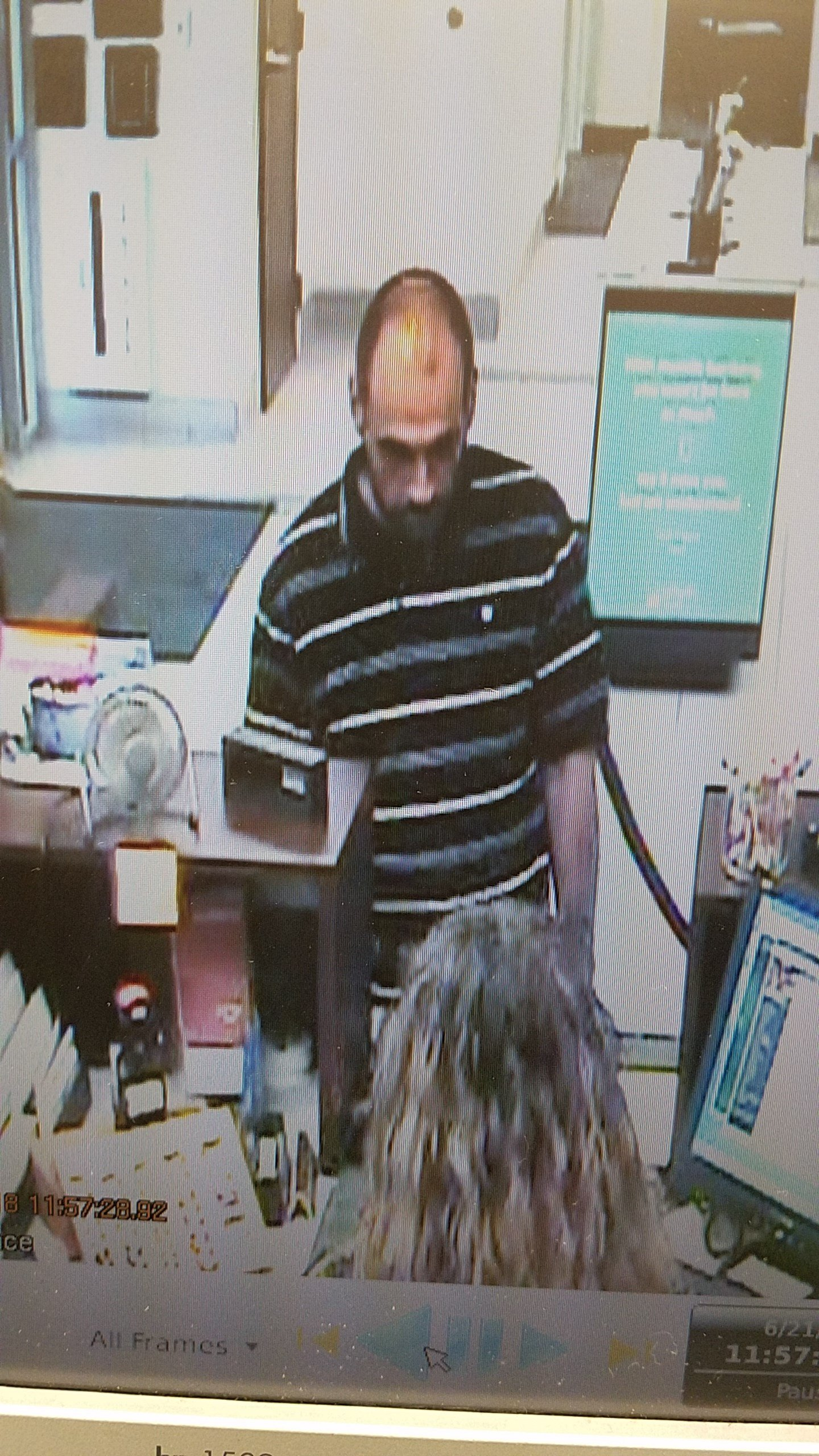 Search for Bank Robbery Suspect Continues In