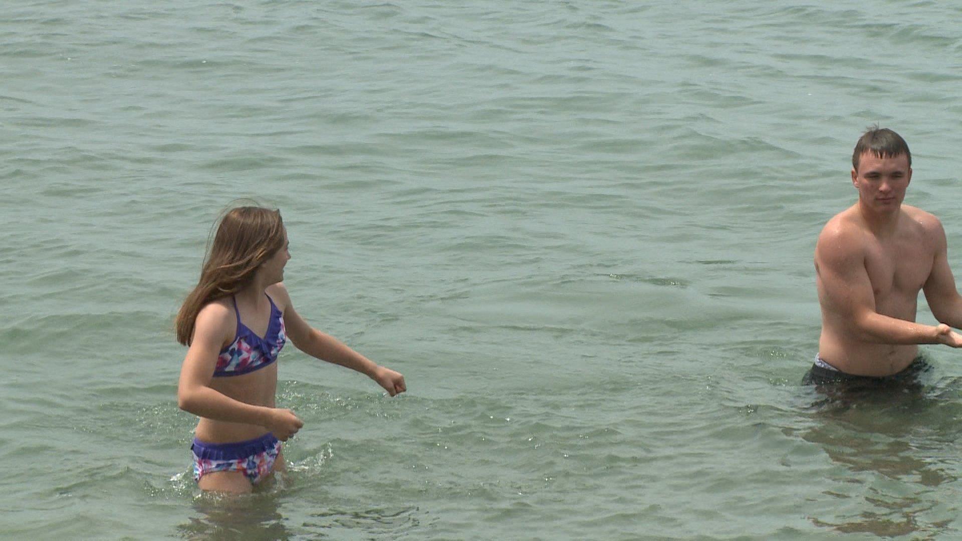 Lifeguards Cmon And Swim