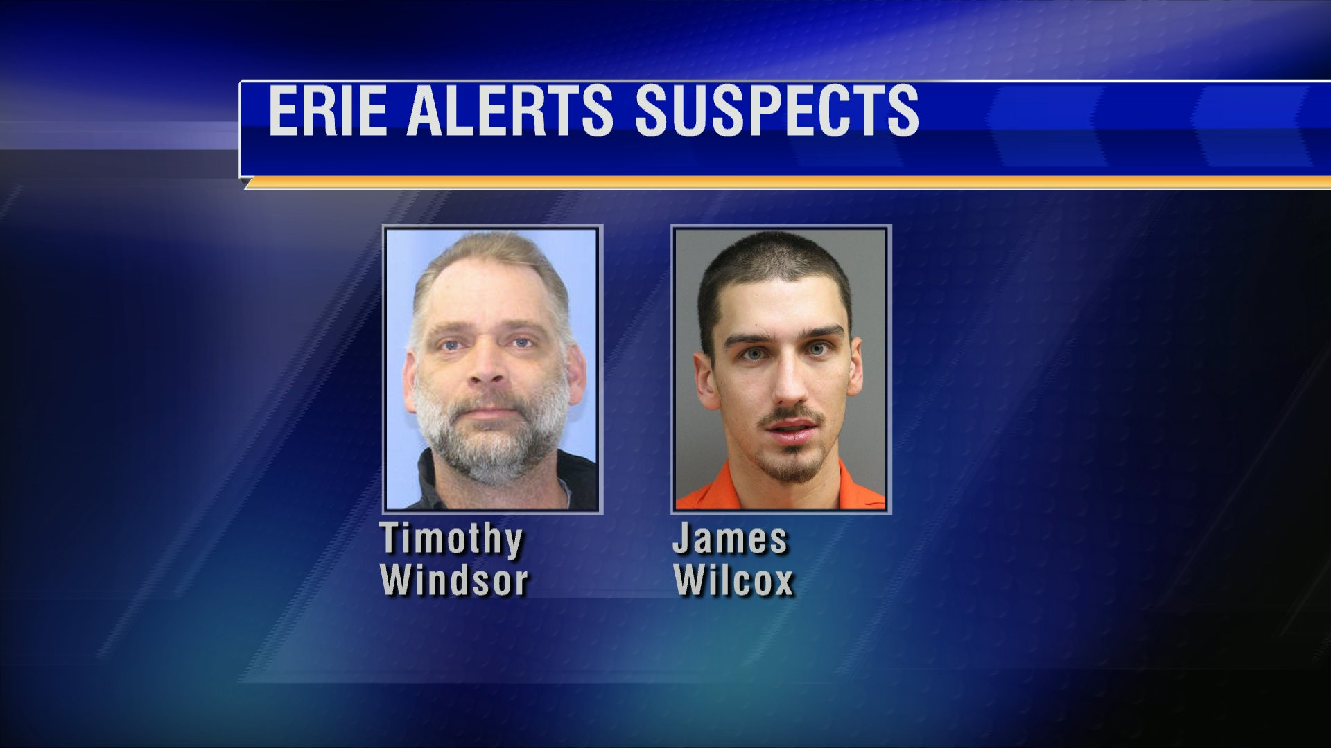 Two Quot Most Wanted Quot To Answer Charges Erie News Now Wicu