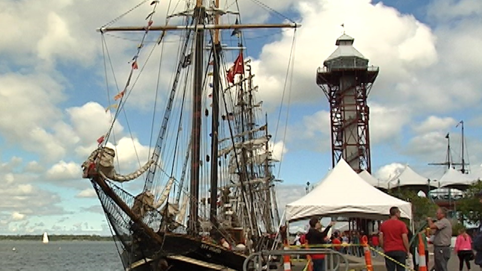 Planning To Keep Tall Ships Festival Safe Erie News Now