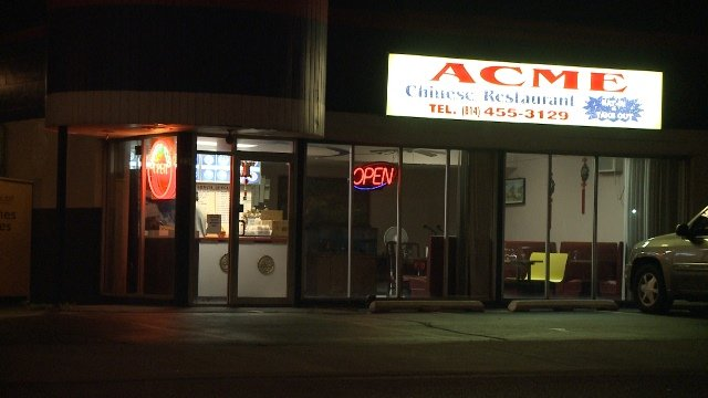 Erie police investigating armed hold up at chinese for Asian cuisine erie pa