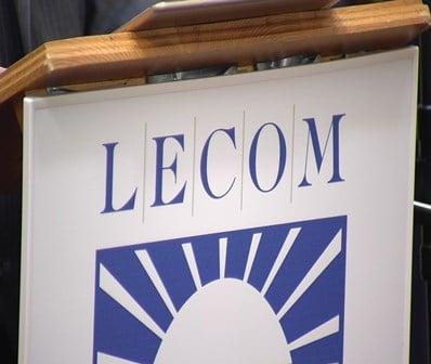 Lecom academic index score