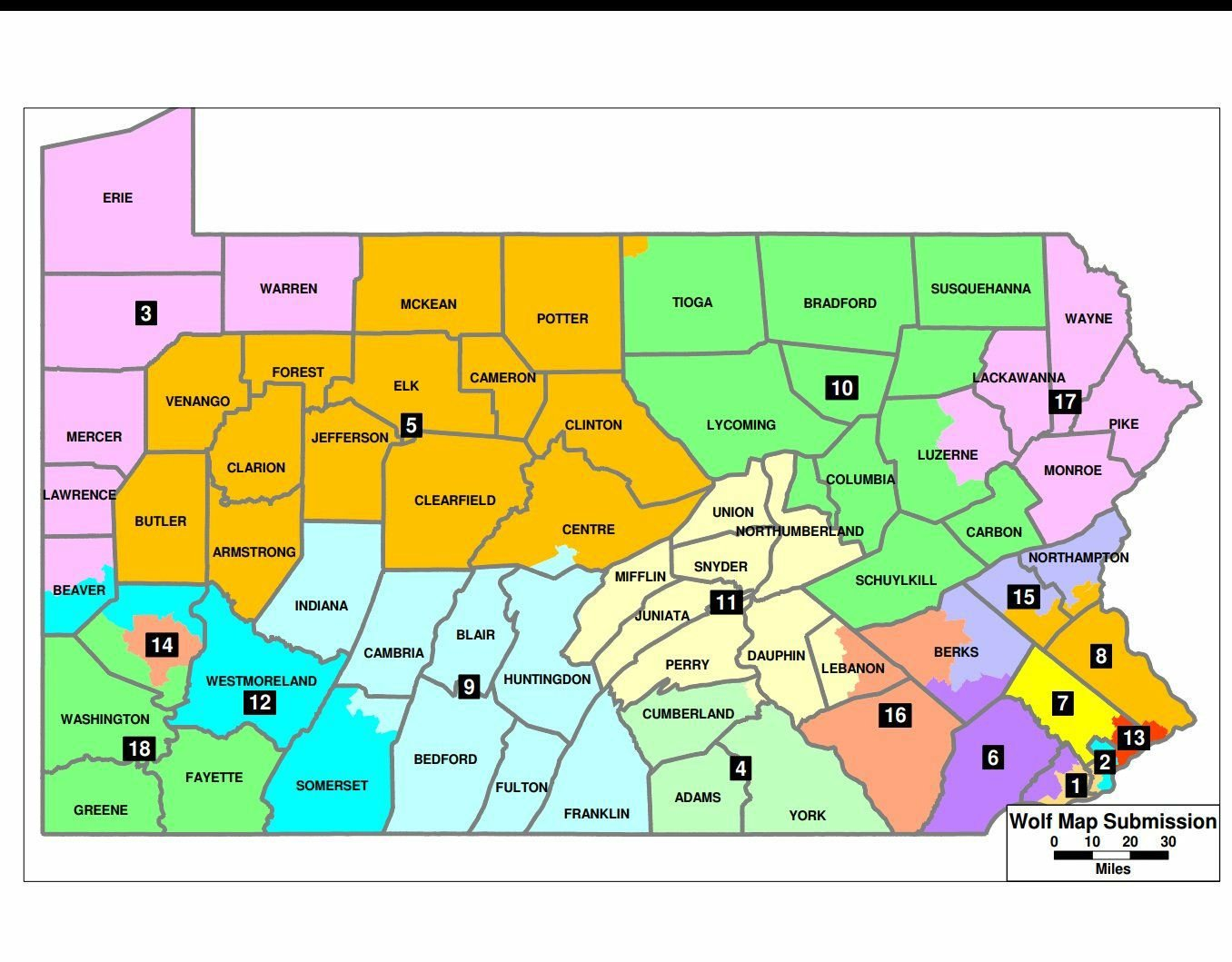 Pennsylvania Redistricting Reform Commission Holds Public Meeting in Erie