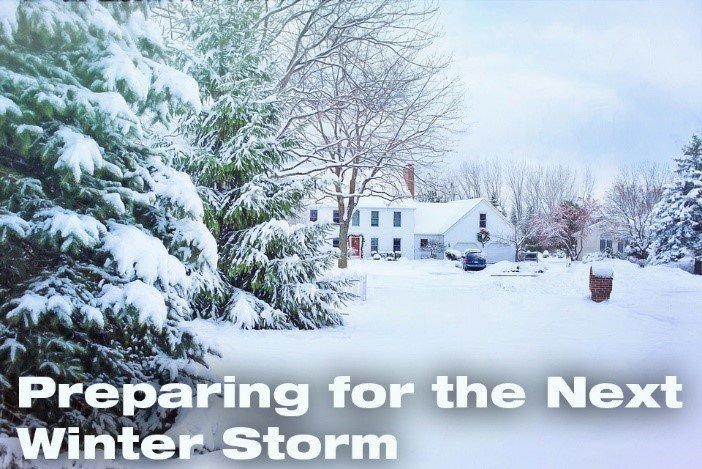 Keep Yourself Safe During a Winter Storm