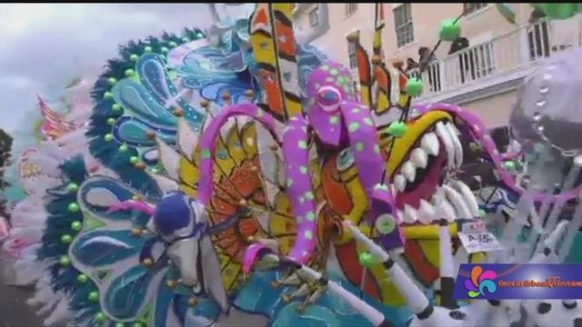 Bahamas Prepares for Junkanoo Celebration