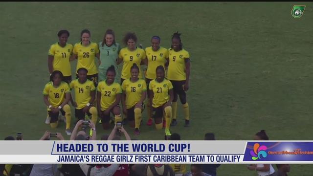 Jamaica's Reggae Girlz are Headed to the World Cup!