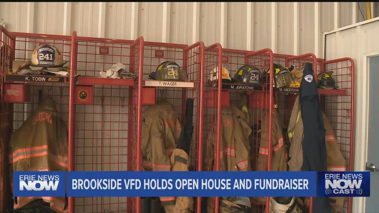 Open House and Fundraiser at Brookside Fire Department - Erie News Now