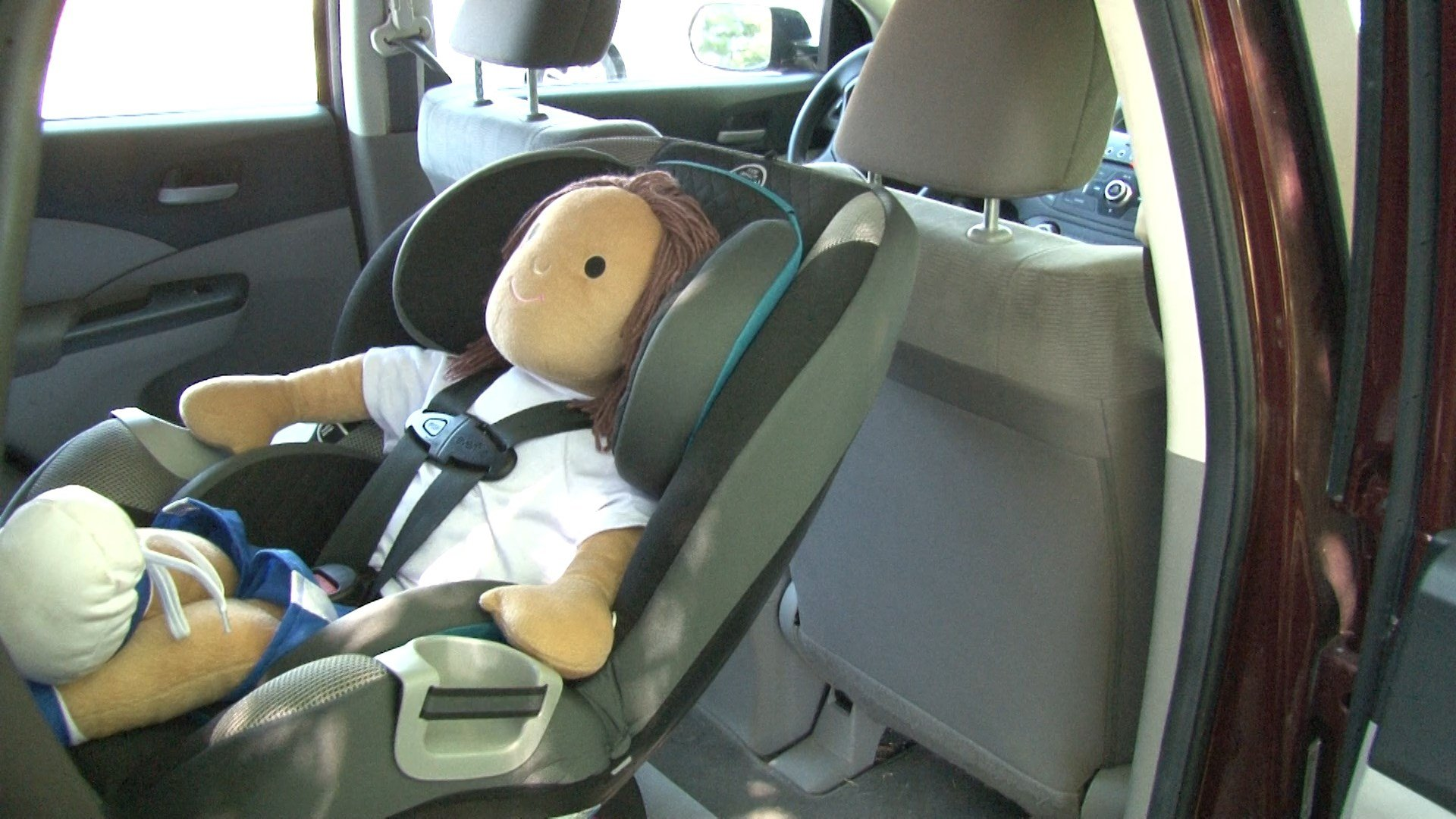 Fines Coming For Latest Car Seat Safety Laws
