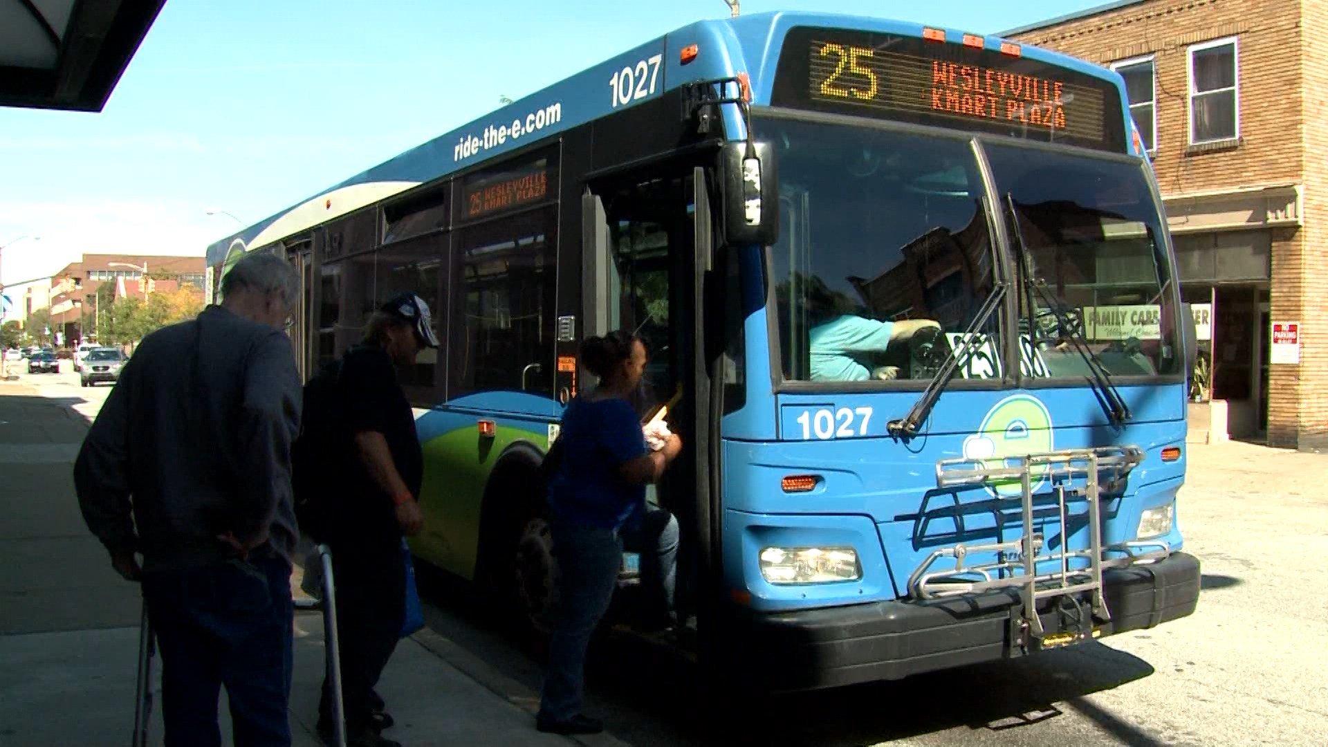 Emta Bus Schedule Changes Start Saturday Erie News Now
