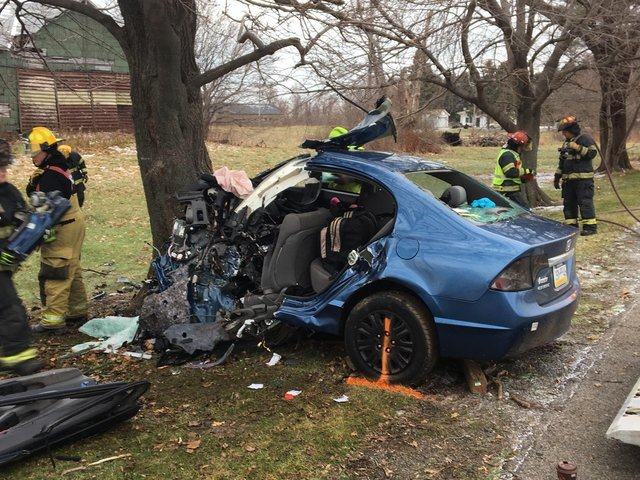 Victim Identified in Fatal Car Accident in North East - Erie