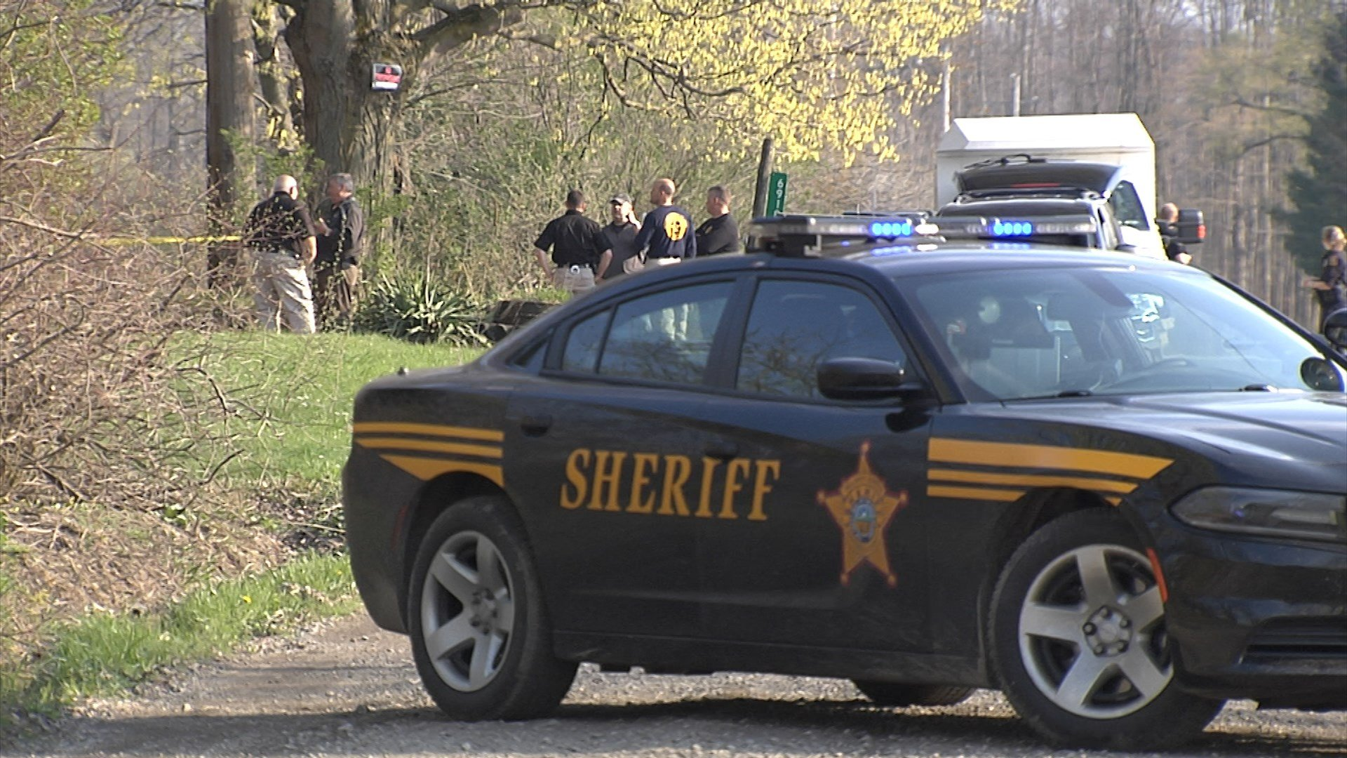 Shots Fired As Ashtabula County Sheriff Department