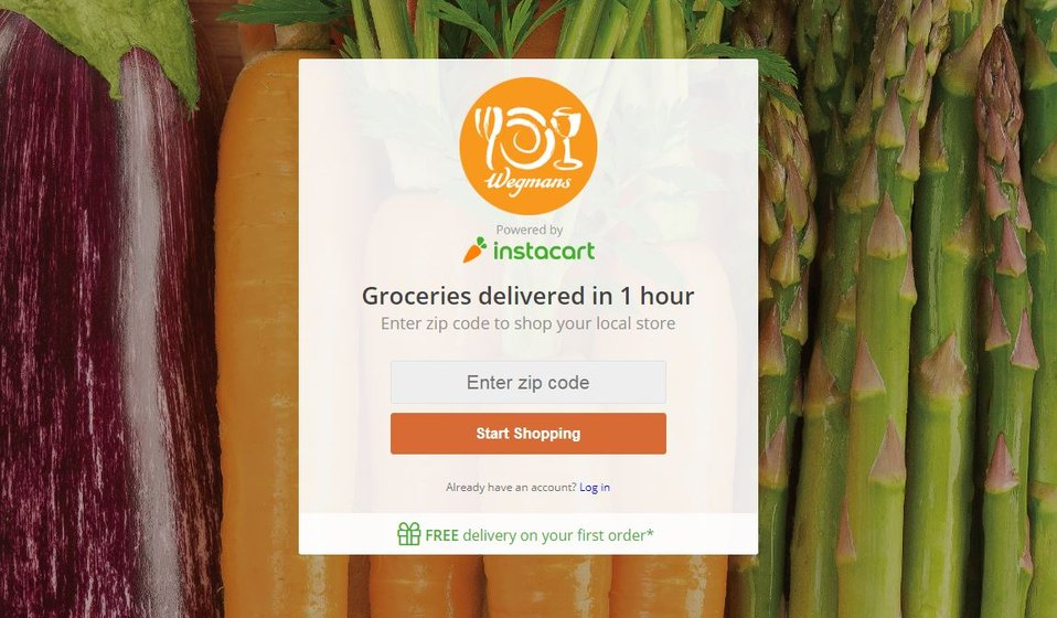 Grocery Delivery Service Launches in Erie - Honolulu, Hawaii