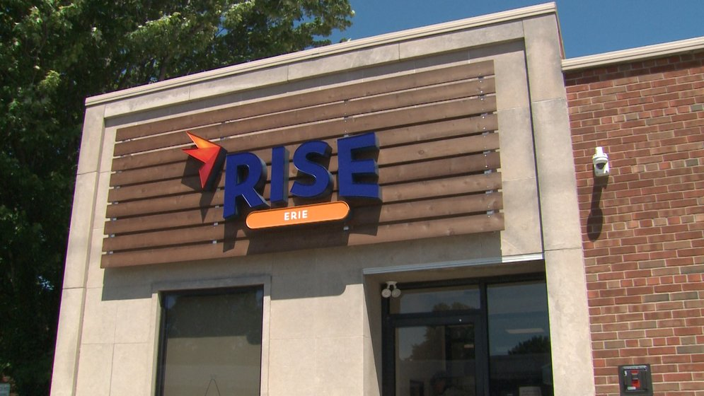 Rise Erie, Erie's Medical Marijuana Dispensary, is Seeing