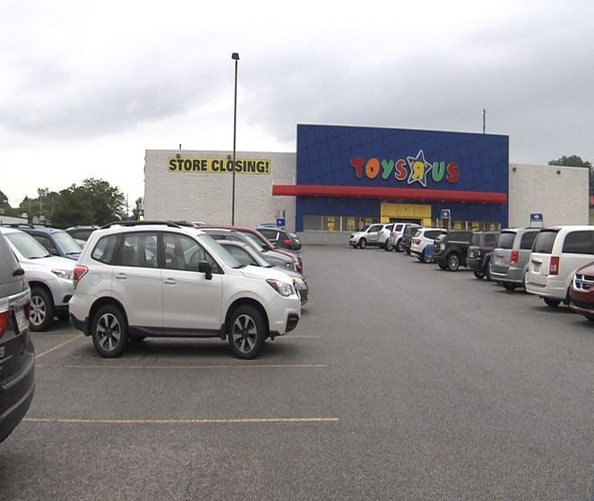 Erie Developer Buys Toys R Us Building On Peach St Erie News