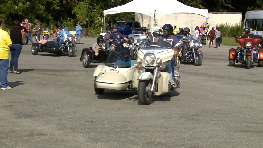Motorcyclists Erie Homes For Children And Adults Partner Togeth