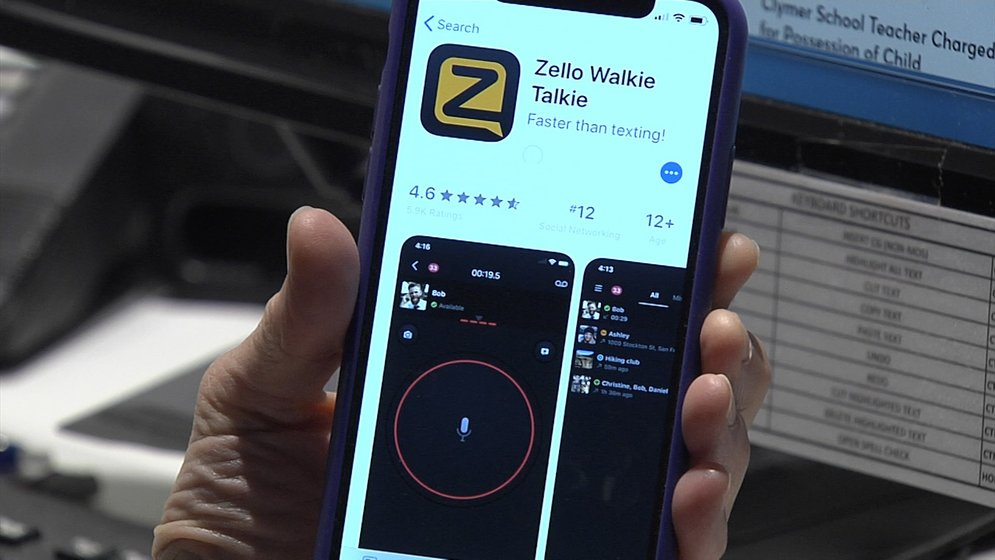 An App Called Zello is Helping Out in the Hurricane Zone