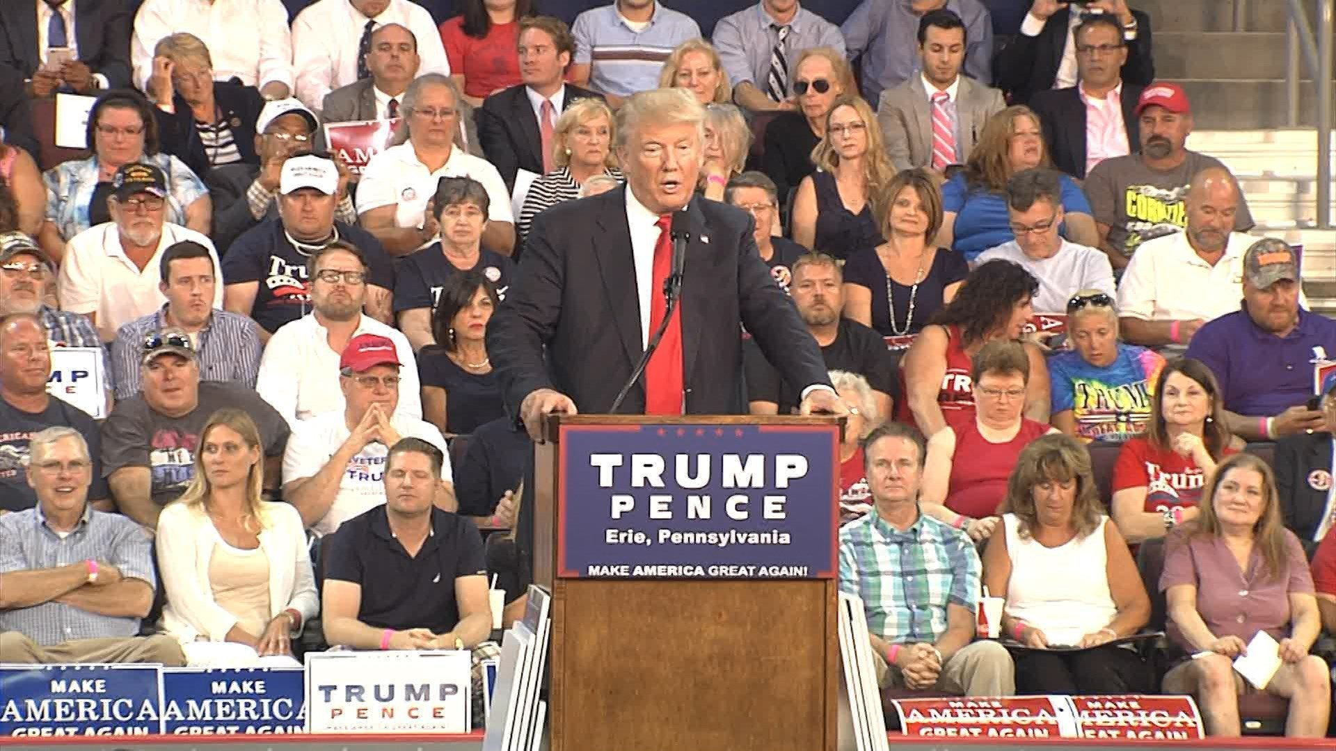 Image result for trump erie