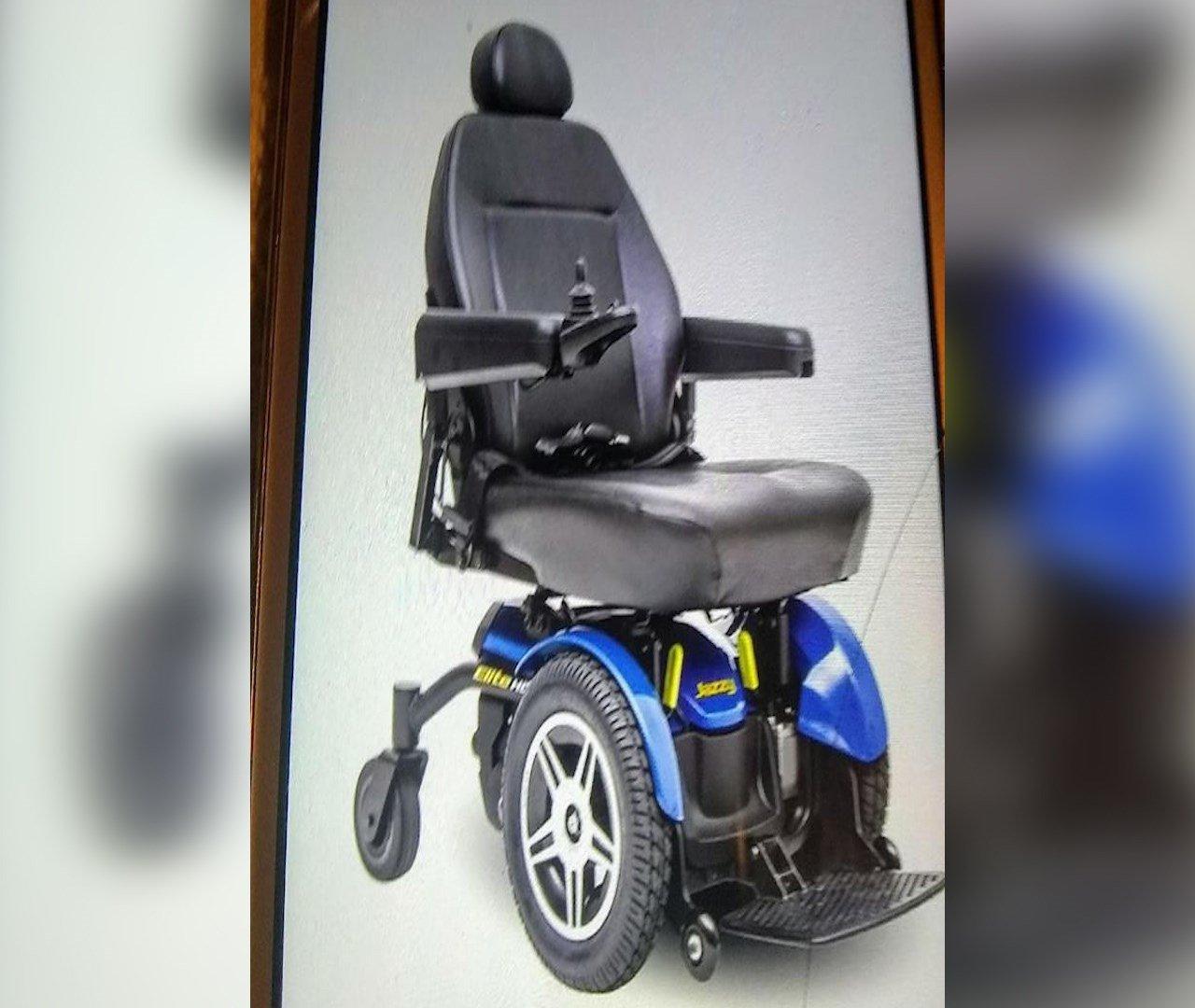 local man 39 s electric wheelchair stolen near millcreek. Black Bedroom Furniture Sets. Home Design Ideas