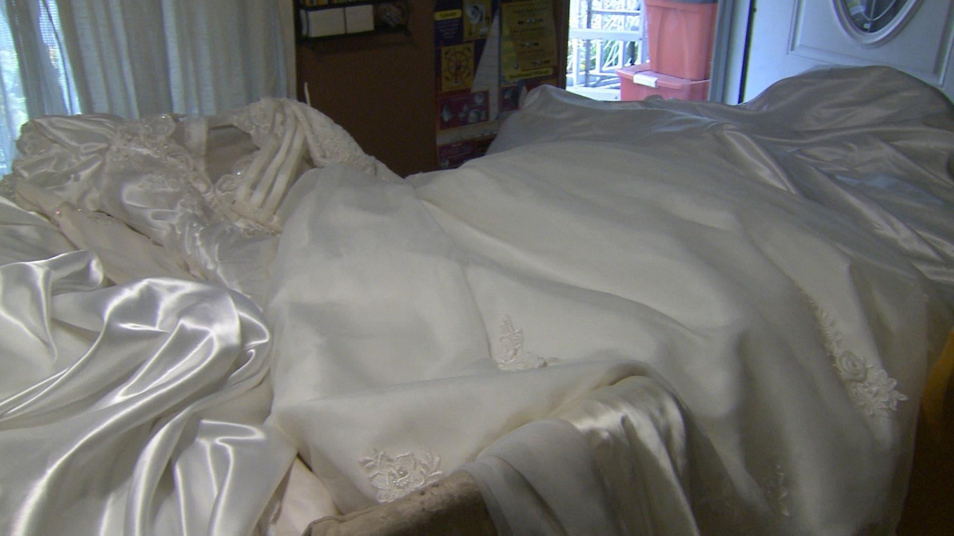 Donating Wedding Dresses