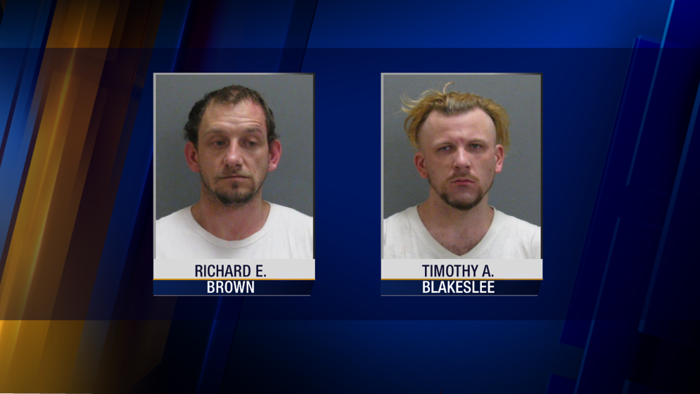 Two People Were Arrested During A Bust In Jamestown N Y Monday