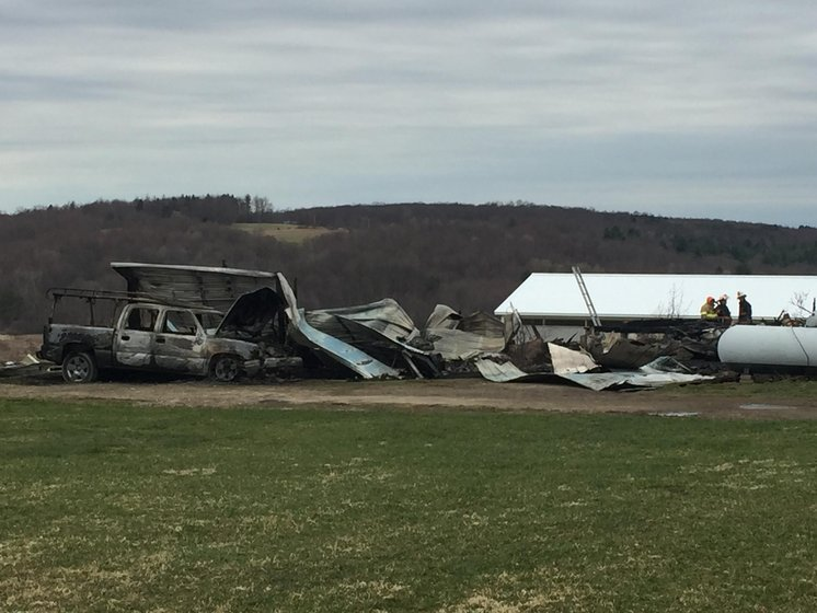 Names of Elderly Man, Woman Killed in Crawford County Fire