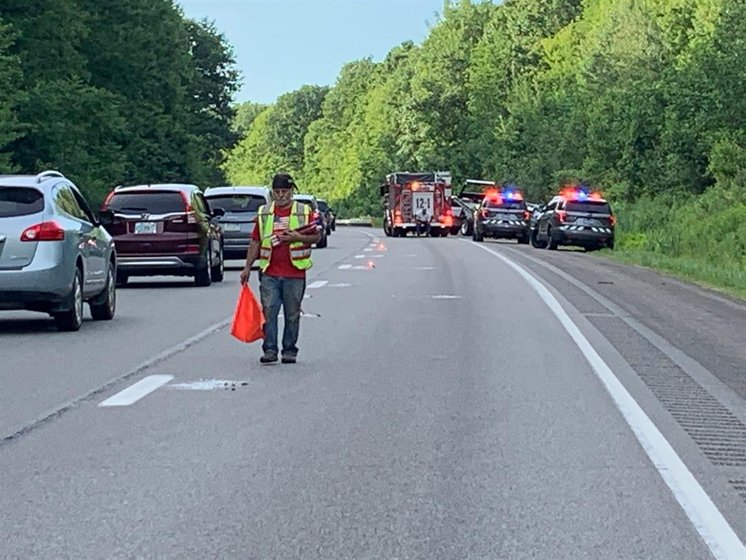 Victims Identified in Deadly I-79 Accident Near Saegertown