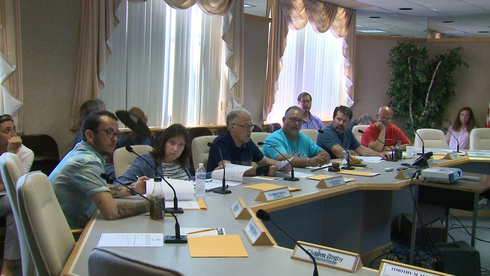 Erie School Board Approves LERTA - Erie News Now   WICU and