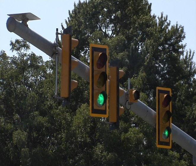 New Traffic Light Now In Full Service - Erie News Now | WICU