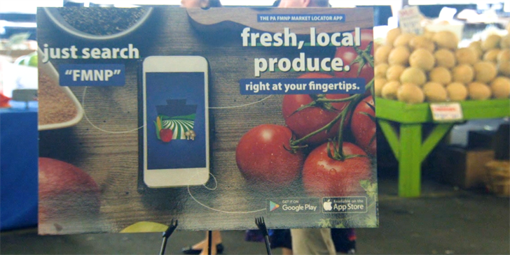 New Mobile App Connects Pennsylvanians With Farmers Markets