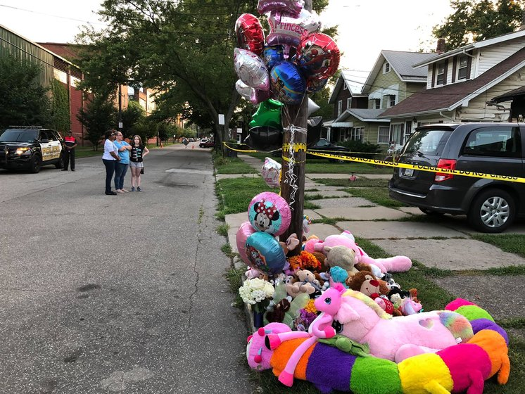 Funeral for Four of Victims Killed in Sunday's Daycare Fire