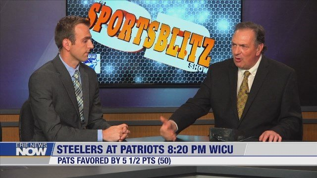Sportsblitz Show - Erie News Now | WICU and WSEE in Erie, PA